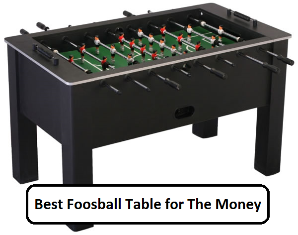 Best Foosball Tables U0026 Reviews 2017