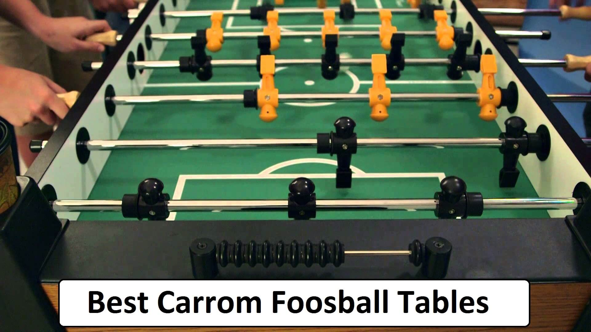 Best Carrom Foosball Table to have a good time