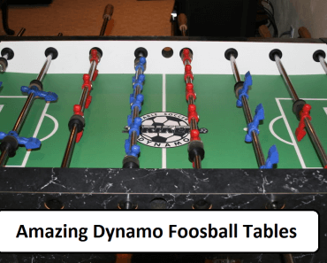 dynamo foosball table