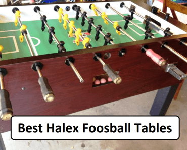 halex foosball table
