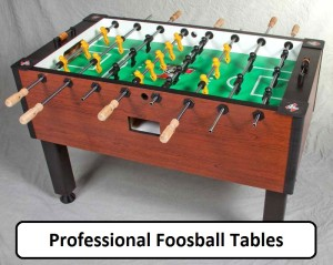 professional foosball table
