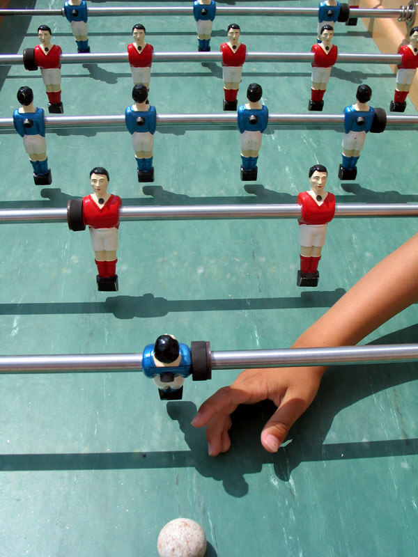 How to play foosball guide