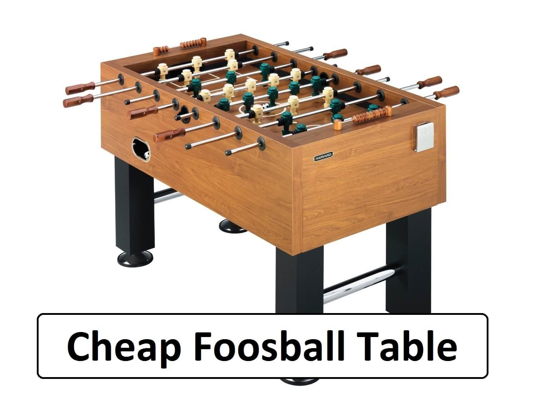 cheap foosball table
