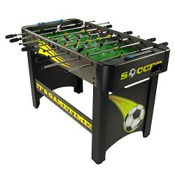 sunnydaze foosball table
