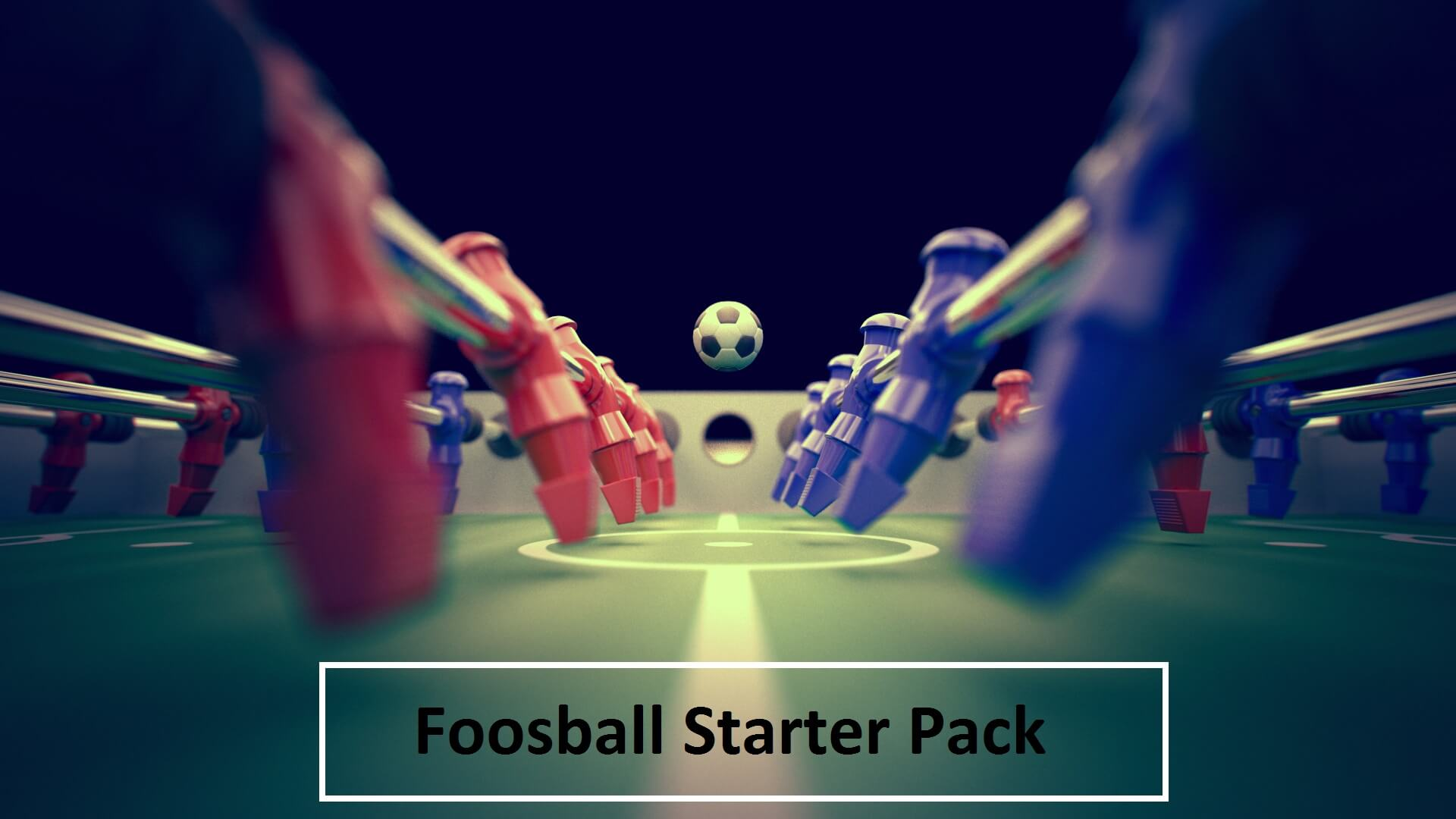what should every foosball player have