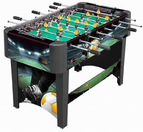 Etonnant Reviewed By Customers, They Have Found This Foosball Table To Be At The  Highest End Of 5 Star Ratings, Which Is About 50% Of The Customers Who Have  Made The ...