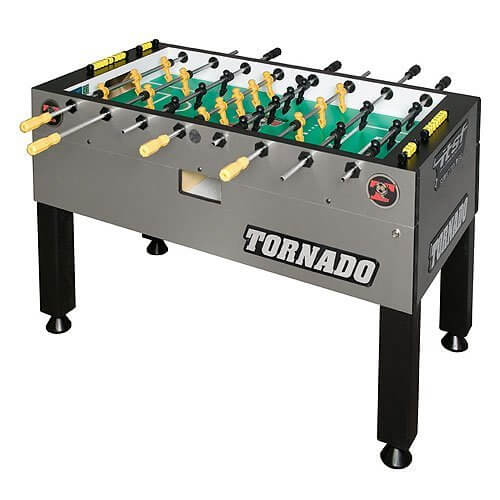 Tornado Tournament 3000 Foosball Table Review 2019