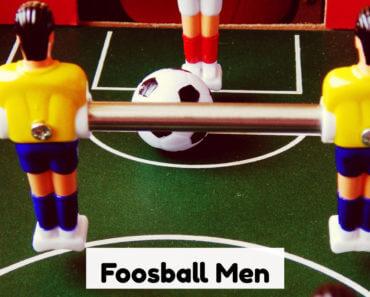foosball men