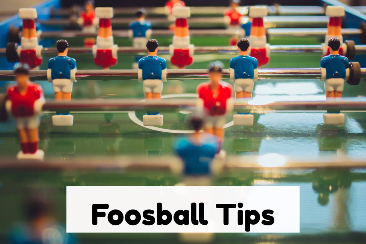 foosball tips