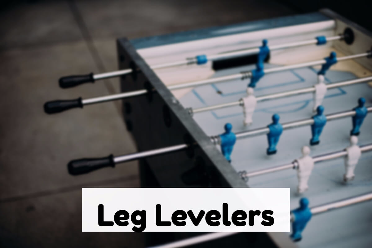 leg levelers