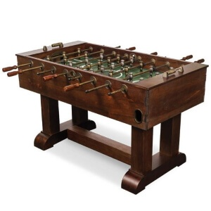 Wood Foosball Tables